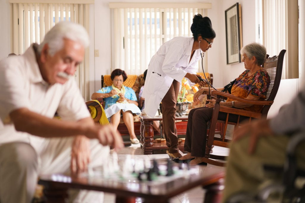 how much does it cost to file a nursing home lawsuit in